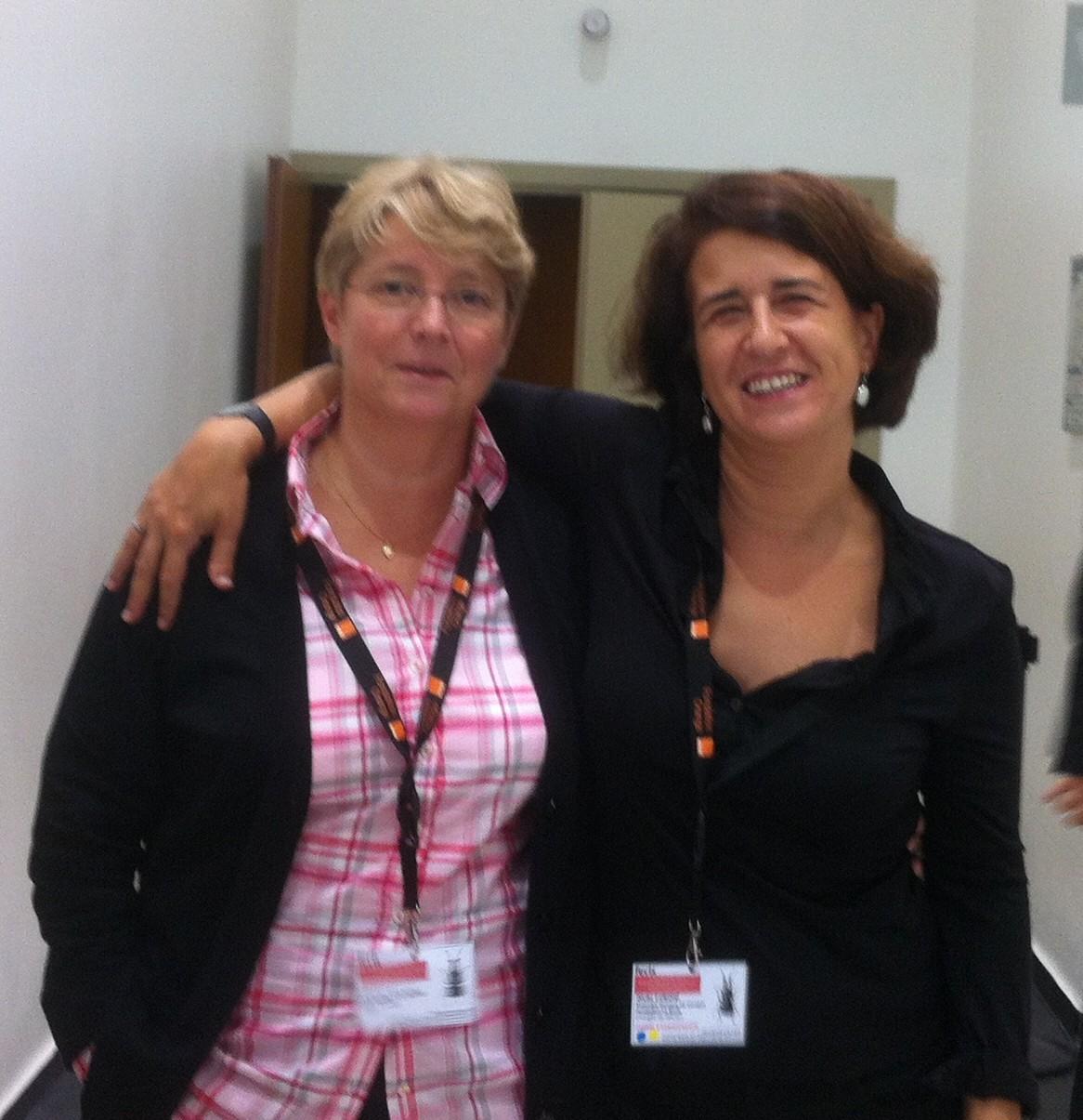 Mrs Von Mutius and Curioni